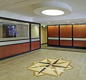 12 North lobby