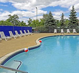12 North pool